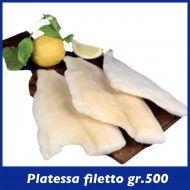 platessa filetto - Negozio surgelati torino