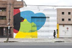 street-art | graffiti | 25% Black by Elian in Cordoba, Argentina. |