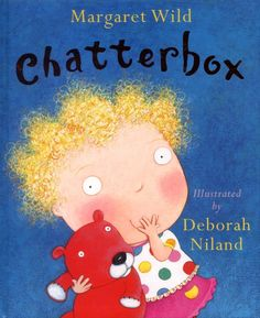 Chatterbox | The Little Big Book Club
