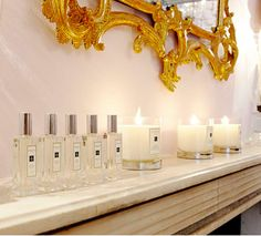 Jo Malone Limited Edition Tea Fragrance Blends