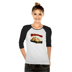"""Masr Baladi: An Arabic saying which means """"Egypt My Country"""" (Middle Eastern Arabic Designs - Women's Clothing - Middle Eastern Tshirts)"""
