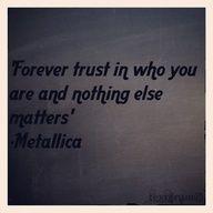 Metallica Quote