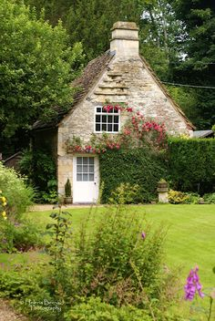 Jane Austen-inspired cottage