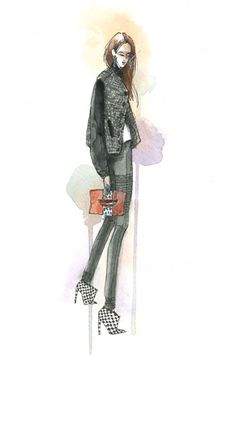 Fashion's Mood Board: 133 Designer Inspirations for Fall 2013 - The Cut