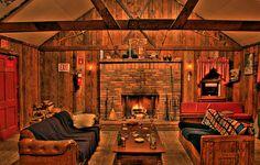 HDR Telemark Ski Club Pittsford, VT