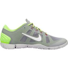 Nike Womens Free Bionic Base GreyWhiteVltBrght Mgnt Training Shoe 75 Women US * Click image to review more details.