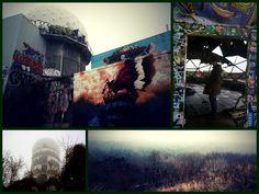 The Old Cold War Listening Station ************************* #Teufelsberg #drachenberg  ------------------------------------- #Berlin #visitberlin #berlintour #tourberlin #tours #berliner #berlingram -------------------------------------  #urbanexploring #abandonedBerlin #urbex #rurex #secretplaces #hiddengems #lostplacesberlin *************************