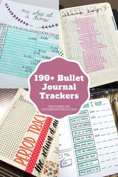 The super fun part of your bujo is the trackers and collections! Choose from our HUGE list of bullet journal ideas 2020. So many things to track in your bullet journal you might not have thought of! Bullet Journal Tracking, Bullet Journal Hacks, Best Planners, Planner Organization, Cover Pages, Printable Planner, Journal Ideas, Bujo, Journaling