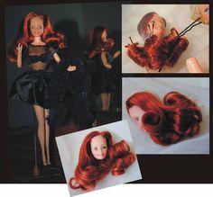 Estou sempre atualizando o post com novas dicas compartilhadas por leitores do blog de como lavar e cuidar de cabelos de bonecas:       ...
