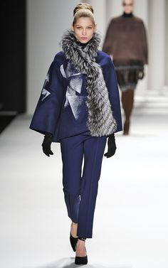 Look 10 of the #Fall2014 collection #HerreraLive