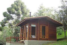 Fotos de casas de madeira apartir de 22 mil reais Sorocaba