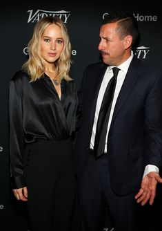 November 12 - Jennifer Lawrence - Variety's 'Actors on Actors' Studio in Los Angeles, CA More