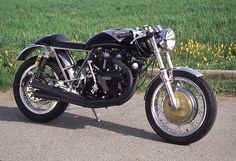 1970 Egli-Vincent 1000 Black Shadow