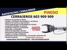 CERRAJEROS PINEDO VALENCIA 603 909 909