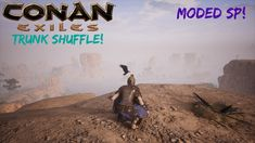 Trunk Shuffle! - Conan Exiles Moded SP| Episode 5 Conan Exiles, Best Bud, Episode 5, How To Become, Trunks, Gaming, Told You So, Youtube, Movie Posters