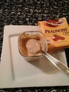 Crème pralinoise à la multi délices