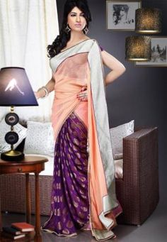 Indian Sarees for Women - Latest Designer Sarees Online Shopping Buy Sarees Online, Blouse Online, Best Designer Sarees, Stylish Sarees, Friends Fashion, Half Saree, Georgette Sarees, Bollywood Fashion, Indian Sarees