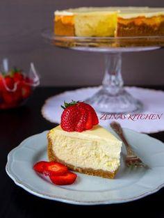 Oh my… denna cheesecake är verkligen to die for! Mango Desserts, Pudding Desserts, Cookie Desserts, Dessert Drinks, Dessert Bars, Grandma Cookies, Kolaci I Torte, Zeina, Best Chocolate Cake