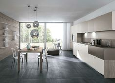 #KitchenOfTheDay: We love the soft tones in this #Schüller kitchen. http://www.pricemykitchen.co.uk