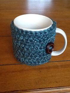 [Free Pattern] Wonderful Crocheted Mug!