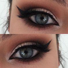 Trend Bride Eye Makeup - Trend Braut Augen Make-up – Trend bridal eye makeup – up - Bride Eye Makeup, Skin Makeup, Eyeshadow Makeup, Wedding Makeup, Pigment Eyeshadow, Eyebrow Makeup, Bridal Makeup, Wedding Hair, Makeup Trends