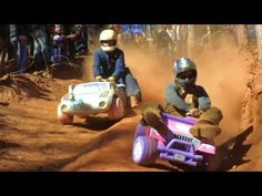 Extreme Barbie Jeep Racing Is Everything I Want From Offroading -- Offroading is often about heavily modified, big horsepower 4x4s going slowly over extremely rough terrain. Extreme Barbie Jeep racing is cheap, fast, and has everything I really want out of offroading.P