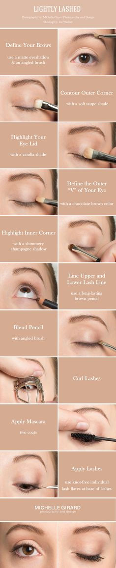 Published :: Style Me Pretty :: Clean and Natural Makeup with Lovely Lashes :: Tutorials with Liz Washer — Connecticut and Massachusetts Wedding Photographer :: Michelle Girard Photography & Design