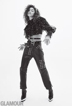 Zendaya Glamour Photoshoot 2017