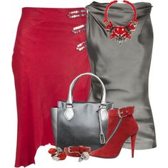 Fierce, created by jackaford-bittick on Polyvore
