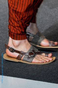Etro SS13   For your sole