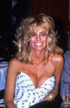 A George Vreeland Hill pin. Beautiful Celebrities, Beautiful Women, Jill Kelly, Light Blonde Highlights, Ali Macgraw, Kate Jackson, Farrah Fawcett, Chuck Norris, Sexy Older Women