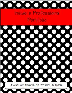 This is what I based my portfolio info on. Great detailed list and explanations for what to include in a professional teaching portfolio. Think, Wonder, & Teach: Portfolio Organization: Part 2 Teacher Interview Questions, Teaching Interview, Teacher Interviews, Teaching Jobs, Student Teaching, Teaching Ideas, Teacher Binder, Teacher Organization, Teacher Tools