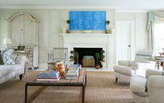Anna Wintour's Summer House in Old Mastic, L.I | InteriorHolic.com