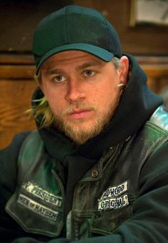 Brad Pitt you have been replaced!!!! Love me some Charlie Hunnam :)