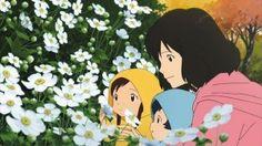 Les enfants Loups, Ame & Yuki de Mamoru Hosoda