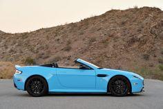 Aston Martin V12 Vantage S Roadster.