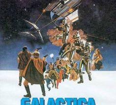 Galactica - La Bataille de l'Espace