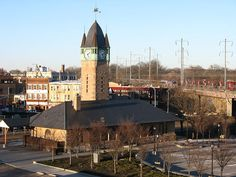 Elizabeth, NJ - Broad Street Station, Central Railroad of New Jersey Elizabeth New Jersey, Hong Kong, Jersey Boys, Water Tower, Places Ive Been, Beautiful Places, Architecture, Train Stations, Usa