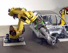 (FANUC Automation Robots)