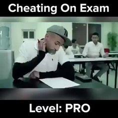 Cheating level: 9000