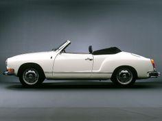 VW Karmann Ghia Cabrio.  My Dream Car!