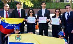 Estudiantes Venezolanos en el Exterior haran primer consejo Universitario en Florida y Misa del dia de la Juventud en la ciudad de Miami