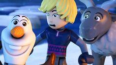 LEGO Disney Frozen Northern Lights – Official Trailer   Disney