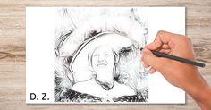Jak wygląda Twoje zdjęcie profilowe jako dzieło sztuki?