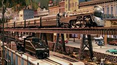 Personal Model Railroad Layouts | Smartt Inc.
