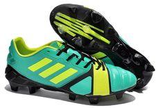 detailed look 4710f 40cd4 2013 adidas mi Nitrocharge 1.0 TRX FG-Blast Emerald-Electricity-Black  Custom Shoes