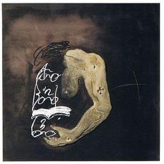 Antoni Tàpies (1923–2012) Lectura, 1998