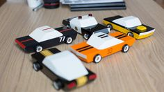 MO-TO: Modern Vintage Toy Cars by Vlad Dragusin + Candylab Toys — Kickstarter