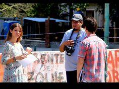 "Backstage clip ""Contra reloj"", Harrys Rock Pop"