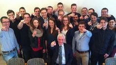 Kreis Kleve: Matthias Reintjes führt Junge Union